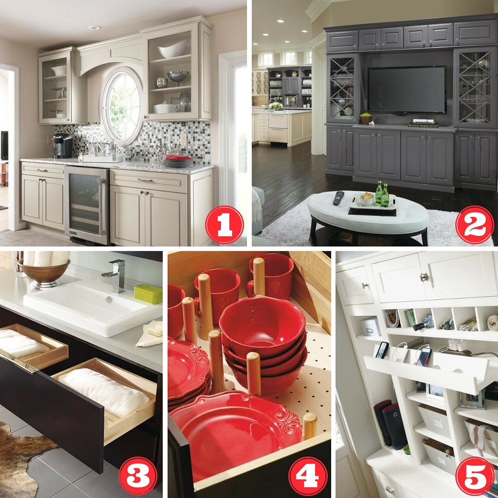 Cabinetry Trends 2016